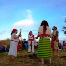 Traditional Mayan Sacred Fire Ceremony at Franks Hill Sep 27 @ 3PM